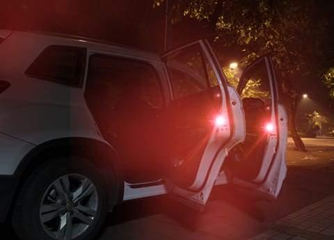 2018 Car Door Led Laser Light(Hot Selling )