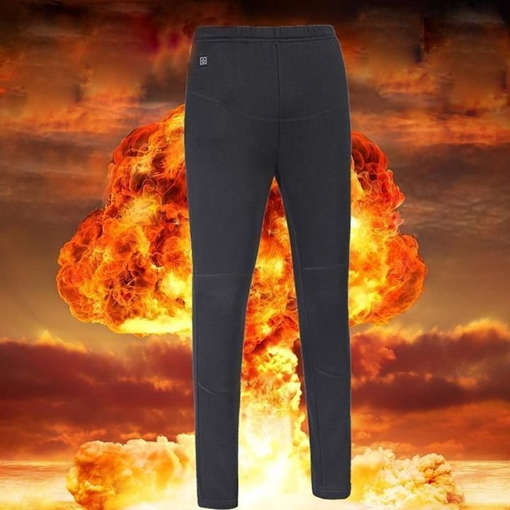Buy 2 Free Shipping-Smart Warm Trousers-Perfect Christmas Gift